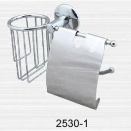 Держатель туалетной бумаги RainBowL Otel и освежитель воздуха (2530-1)