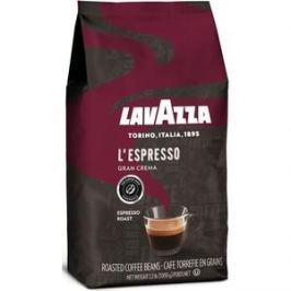 Lavazza Gran Crema Espresso 1000 beans / Гран Крема зерно вакуумная упаковка