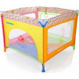 Манеж Baby Care Rainbow P02-F