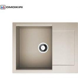 Мойка кухонная Omoikiri Daisen 65-SA, 650*510 бежевый (4993685)