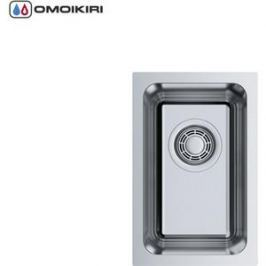 Мойка кухонная Omoikiri Tadzava 22-U-IN, 210*440, нержавеющая сталь (4993503)