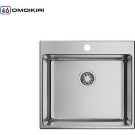 Мойка кухонная Omoikiri Amadare 54-IN, 540*500, нержавеющая сталь (4993644)