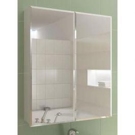 Зеркальный шкаф VIGO Grand (№4-600) 60х14х70