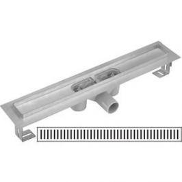 Душевой лоток Gllon с решеткой 60 см (GL-SDL-02A60-DA660+FA600)
