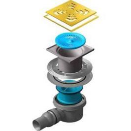 Душевой трап Pestan Square 1 Gold 150 мм (13000144)