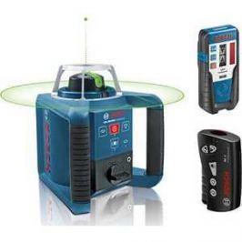 Нивелир лазерный ротационный Bosch GRL 300 HVG Set (0.601.061.701)