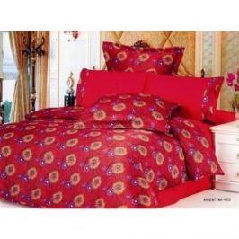 Комплект постельного белья Le Vele 2-х сп, сатин/жатый шелк, Argentina (743/80/CHAR001)