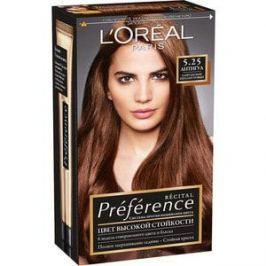L'OREAL Preference Краска для волос тон 5.25 антигуа
