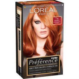 L'OREAL Preference Краска для волос 74 манго 40мл