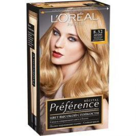 L'OREAL Preference Краска для волос тон 8.32 Берлин