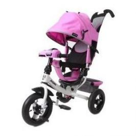 Велосипед 3-х колесный Moby Kids Comfort 12x10 AIR Car 2 лиловый 641089