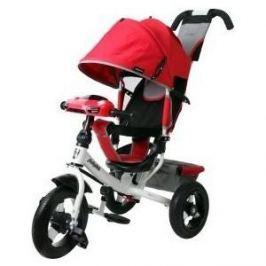 Велосипед 3-х колесный Moby Kids Comfort 12x10 AIR Car 2 красный 641087