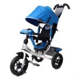 Велосипед 3-х колесный Moby Kids Comfort 12x10 AIR Car 2 синий 641088