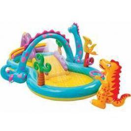 Игровой центр - бассейн Intex Dinoland 333х229х112 см от 3 лет 57135/57135NP