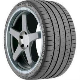 Летние шины Michelin 275/30 ZR19 96Y Pilot Super Sport