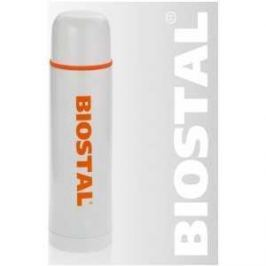 Термос 1 л Biostal белый NB-1000C-W