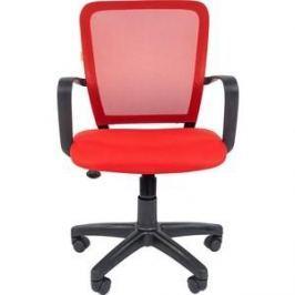 Офисноекресло Chairman 698 TW красный
