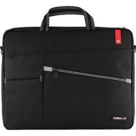 Сумка для ноутбука Crown CMB-558 Black (до 17