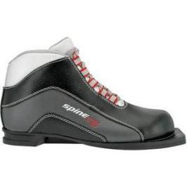 Ботинки лыжные Spine 75 мм X5 (кожа) 38р.