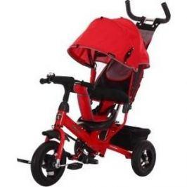 Велосипед 3-х колесный Moby Kids Comfort 10x8 AIR красный 641051