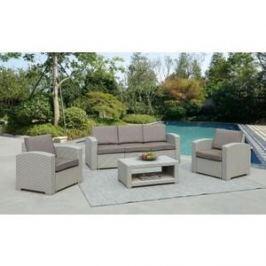 Комплект мебели с диваном Afina garden AFM-3017G light grey
