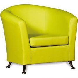 Кресло СМК Бонн 040 1х к/з Фалкон 13 зеленый