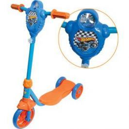 Самокат 3-х колесный 1Toy Hot wheels, Т57587