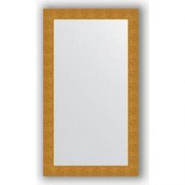 Зеркало в багетной раме поворотное Evoform Definite 80x140 см, чеканка золотая 90 мм (BY 3310)