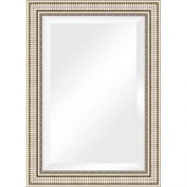 Зеркало с фацетом в багетной раме поворотное Evoform Exclusive 77x107 см, серебряный акведук 93 мм (BY 1298)