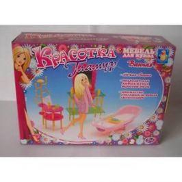 Набор мебели 1Toy для кукол ванная Т54508