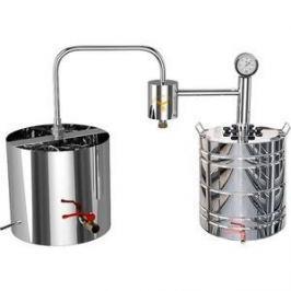 Дистиллятор непроточный Добрый Жар Дачный 50 литров