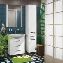 Комплект мебели Акватон Ария 65 н белая