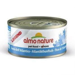 Консервы Almo Nature Legend Adult Cat with Atlantic Tuna с атлантическим тунцом для кошек 70г (4076)