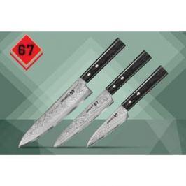 Набор ножей 3 предмета Samura Samura 67 (SD67-0220)