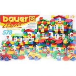 Bauer Конструктор Classik 578 элементов 201