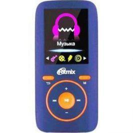 MP3 плеер Ritmix RF-4450 4Gb blue/orange
