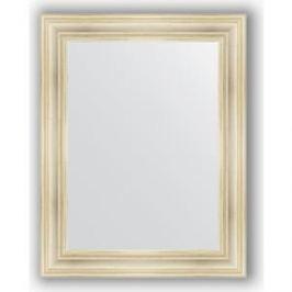 Зеркало в багетной раме поворотное Evoform Definite 72x92 см, травленое серебро 99 мм (BY 3188)