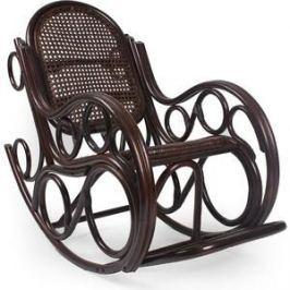 Кресло-качалка Мебель Импэкс Novo с подушкой орех