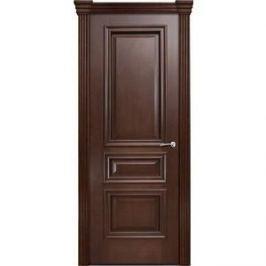 Дверь MILYANA Бристоль Сити глухая 2000х900 шпон Итальянский орех