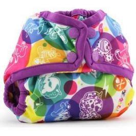 Подгузник для плавания Kanga Care Newborn Snap Cover - tokiCorno/Orchid