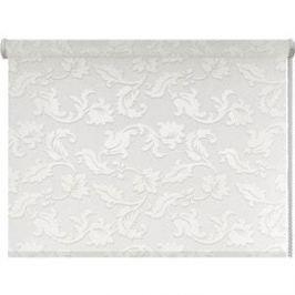 Рулонные шторы DDA Жасмин (принт) Белый 68x170 см