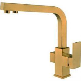 Смеситель для кухни ZorG Clean Water (ZR 311 YF-PVD Bronze)