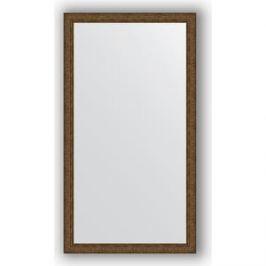 Зеркало в багетной раме поворотное Evoform Definite 74x134 см, виньетка состаренная бронза 56 мм (BY 3297)