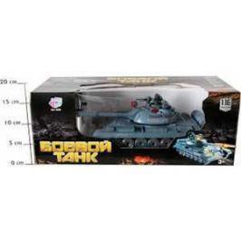 Боевой танк Play Smart Боевой на р/у FullFunk 9356