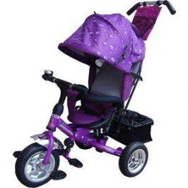 Трехколесный велосипед Lexus Trike Next Pro (MS-0521) фиолетовый