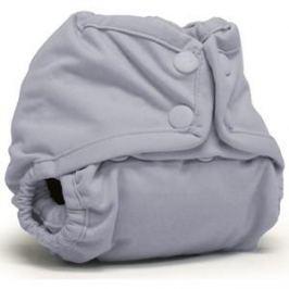 Подгузник для плавания Kanga Care Newborn Snap Cover Platinum (628586678927)