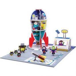 Krooom Игрушки из картона: набор Космическая миссия (k-306)