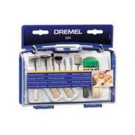 Набор для чистки и полировки Dremel 20 предметов (26150684JA)