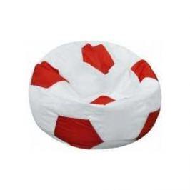 Кресло-мешок Мяч Пазитифчик Бмо7 бело-красный