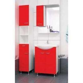 Комплект мебели Меркана Таис красный каннелюр